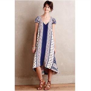 Anthropologie Maeve Summertide Dress